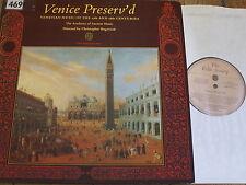 FS 1007/8 Venice Preserv'd / Hogwood / AAM 2 LP set