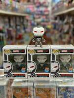 Funko Pop! MARVEL PUNISHER WAR MACHINE  BOBBLE HEAD PX PREVIEWS EXCLUSIVE POP