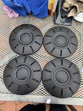 Vw Crafter Original Hub Caps X4 Off 20 Plate Van