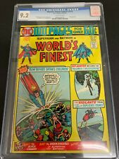 WORLD'S FINEST COMICS #225 * CGC 9.2 * (DC, 1974) CARDY COVER!!  100 PAGE GIANT!