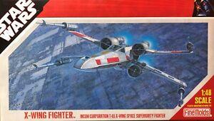 Fine Molds STAR WARS 1/48 Scale X-Wing fighter Model Kit