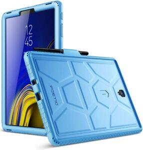Galaxy Tab S4 10.5 Case, TurtleSkin Series [Corner/Bumper Protection][Grip][Bott