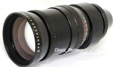 Pentacon 4/300mm F4 POWERFUL M42 Screw & DIGITAL fit Manual Lens - TESTED!