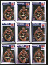 1989 Fleer Kevin Johnson Rookie Lot (10X) - Sharp PSA Ready! {00}}
