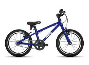 Frog Bikes Frog 44 Hybrid Bike 4-5 Yr Electric Blue