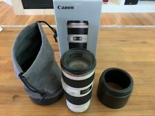 Canon EF 70-200mm f/4L IS USM Lens, Free Shipping!