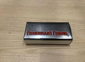 Fishermans Friend Metalldose *NEU* Fisherman´s Friend Dose