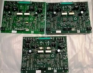 LOT of 25  Control Circuit Board  - Pulled Working - UPS Liebert AP361