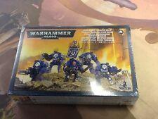 40K Warhammer Space Marine Terminator Squad NIB Sealed
