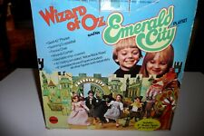 Mego 1974 Wizard of Oz Play set  in the Original Box with all Figures