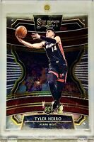 2019-20 Panini Select Concourse Tyler Herro Prizm Rookie card RC Miami Heat