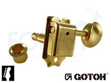 GOTOH SD91-05M 6L guitar machine heads, Gold Fender Telecaster ® vintage style