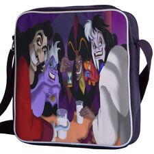 Disney Villain Men's Canvas Bookbag Crossbody Messenger Bag p22 w2016