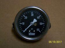tuttnauer 1730- 2 5/8 - pressure gauge-fits many models-autoclave sterilizer