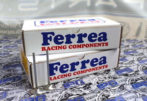 Ferrea Competition Plus 1mm OverSize Valves For Acura RSX Type S K20 K20A2 K20Z1