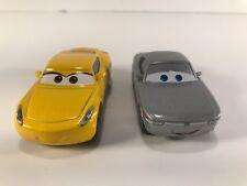 Disney Pixar Cars 3 Sterling and Cruz Ramirez Diecast Vehicle 2 Pack Set!