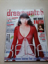 DREAMWATCH MAGAZINE - NO. 74 NOVEMBER 2000 XENA CLINT EASTWOOD HIGHLANDER