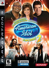 Karaoke Rev American Idol Encore 2 Bundle PS3 New Playstation 3