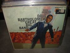 DAVE BARTHOLOMEW and his great big band ( jazz ) imperial stereo