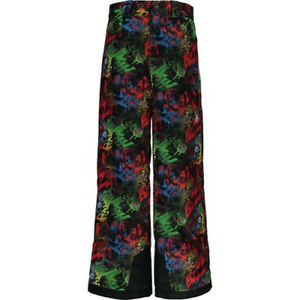 Spyder Boy's Marvel Hero Pants, Ski, Snowboarding Pant, Size 12, NWT