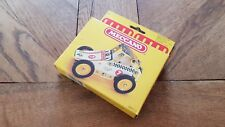 "C2 - Box Meccano Complete Ref 086111 ""Stock car"". » Never Opened TBE"