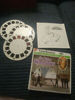 Viewmaster Disney Cat From Outer Space Packet 3 Reels Booklet