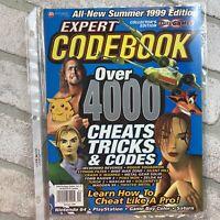 EGM Strategy Guides Volume 3 L, Summer 1999 Expert Code Book, Video Games