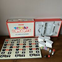 Vintage/Retro Waddingtons Totally Dingbats Board Game 1990s. 2-6 Players
