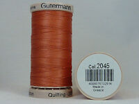 Gütermann Hand Quilting No 7918 Thread Hand Quilting//Embroidery 200mGREEN