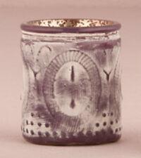 Vintage Inspired Depression Glass Votive Candle Holders Wedding Favor