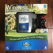 New listing PetSafe Portable 1/2 Acre Wireless Pet Dog Containment System Pif-300 New In Box