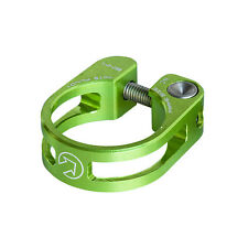 Shimano PRO Performance Seat Post SeatPost Clamp, Green, 31.8mm