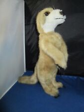 "Vintage Stuffed animal - 13"" Meerkat"