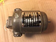 Vintage Lamb Electric Motor 1/75 HP 27 Volts 1.2 Amps Type CS WORKING