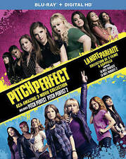 Pitch Perfect: Aca-Amazing 2-Movie Collection (DVD, 2015, 2-Disc Set, Canadian)