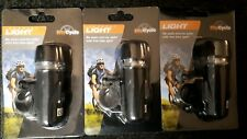 LED Front Bike Light - My Cycle Torch - Bicycle Safety Light - Bicycle X 3