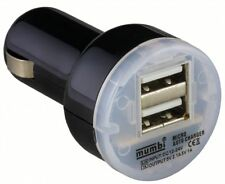 mumbi KFZ Adapter auf 2x USB A Ports Ladegerät Auto Ladeadapter Ladestecker