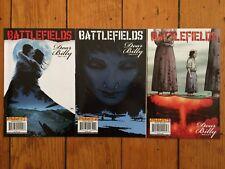Battlefields: Dear Billy 1 2 3 Complete Set Garth Ennis Peter Snejbjerg VF/NM