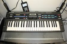 Vintage Casio CZ-1000 Synthesizer Keyboard Electric Piano - Works Perfectly