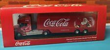 OXFORD 1/76 SCANIA T CAB COCA-COLA COKE CHRISTMAS TRUCK TRAILER 76TCAB004CC NEW