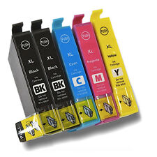 5 Inks For Epson Expression Home XP-442 XP-342 XP-345 XP-245 XP-247 XP-445  2991