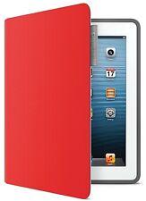 Lot of 50 New Logitech Folio Case for iPad 2/3/4, Mars Red Orange