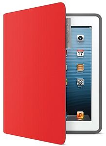Brand New Logitech Folio Case for iPad 2/3/4, Mars Red Orange