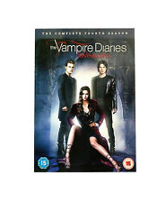 Vampire Diaries - Series 4 - Complete (DVD, 2013, 5-Disc Set, Box Set)