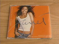 JANET JACKSON - SOMEONE TO CALL MY LOVER (RARE DELETED CD SINGLE)
