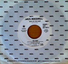 THE WHO - TRICK OF THE LIGHT - MCA 45 - WHITE LABEL PROMO