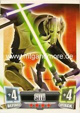 Sith: General Grievous #191 - Force Attax Serie 2