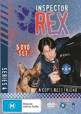 Inspector Rex : Series 4 (DVD, 2012, 5-Disc Set)