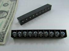 5 Molex 0387044910 10P Circuit Board Solder Connection Terminals, Barrier Blocks