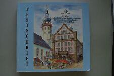 Festschrift 100Jahre Zweckverband Wasserversorgung Gemeinden Hügelland Alb Pfinz